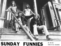 Sunday Funnies and 90 Proof Band