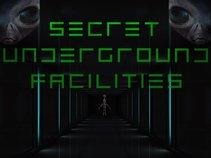 Secret Underground Facilities