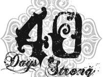40DaysStrong