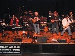 Image for Morgantown - The Duane Allman Tribute Tour