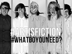 Image for Artisfiction