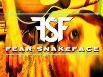 fear snakeface
