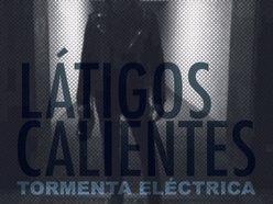 Image for LÁTIGOS CALIENTES