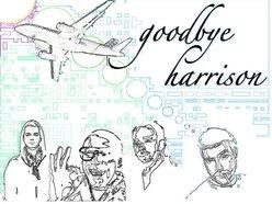 Image for Goodbye Harrison