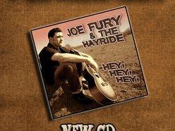 Image for JOE FURY & THE HAYRIDE