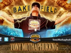 Image for TONY(MUTHAPHUKKN)G.