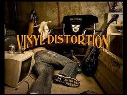 Vinyl Distortion