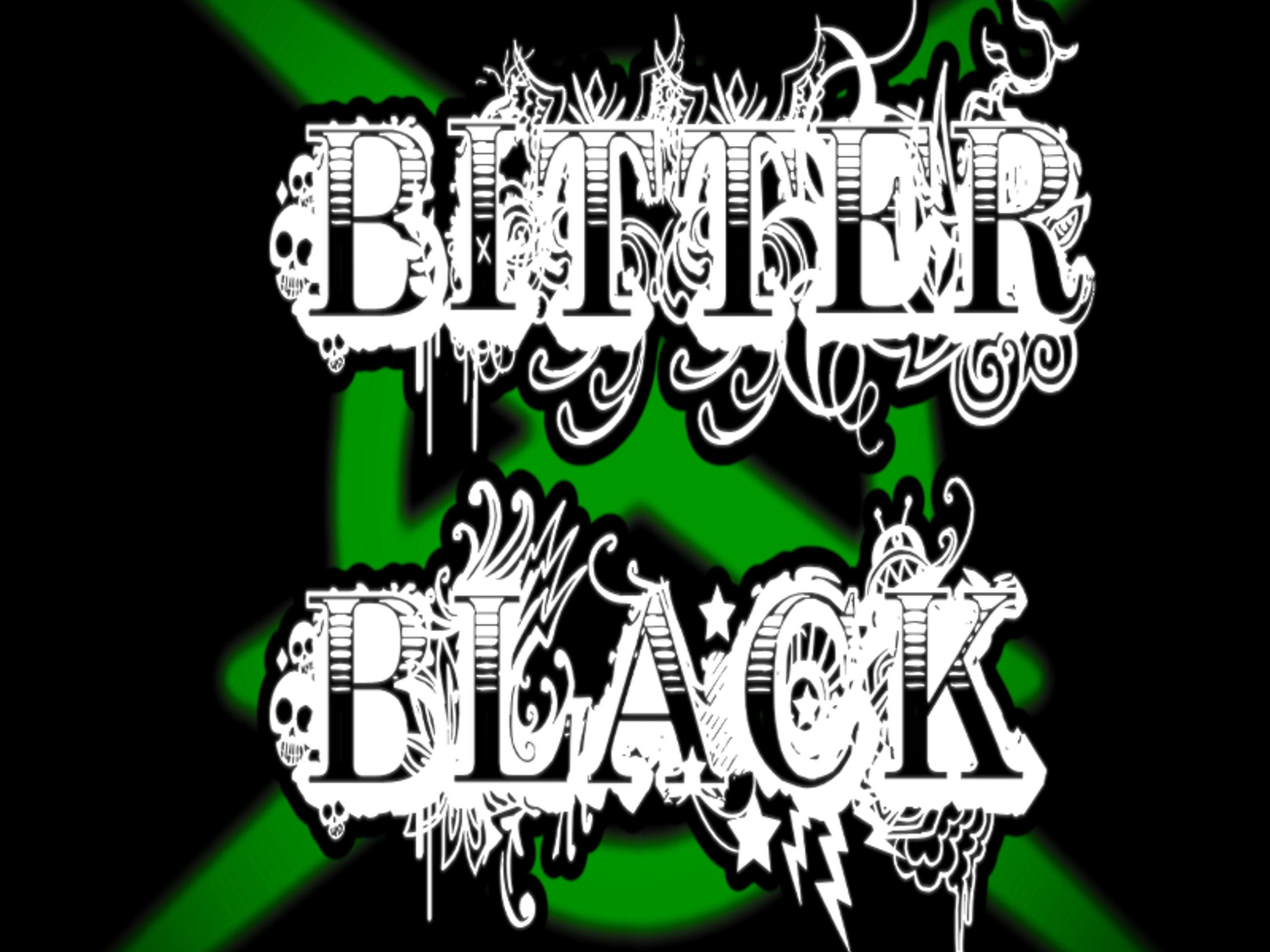 Image for BITTER BLACK