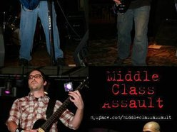 Image for Middle Class Assault