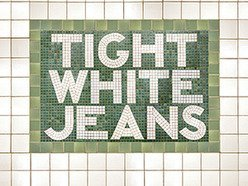 Image for TIGHT WHITE JEANS