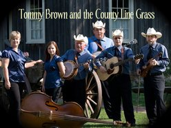 Image for Tommy Brown and the County Line Grass