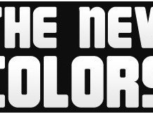 Image for The New Colors