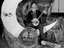 drum stringer - 1 man banjo band
