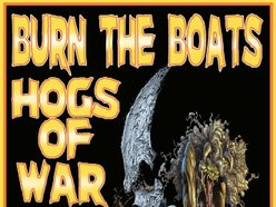 Image for Burn The Boats