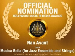 Nan Avant -Composer