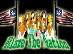 Image for Blaze The Nation