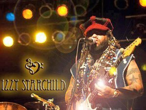 Izzy Starchild and The Psychedelic Rose