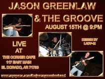 JASON GREENLAW and THE GROOVE