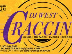 Image for DJ WEST CRACCIN