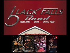 Image for Black Falls