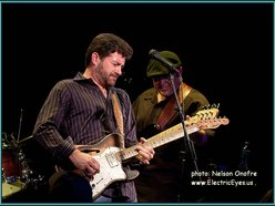 Image for TAB BENOIT BAND