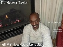 T J Hooker Taylor son of Johnnie Taylor