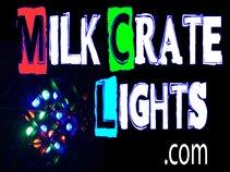 Milk Crate Lights