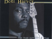 Doni Harvey