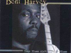 Image for Doni Harvey