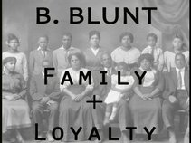 B. Blunt