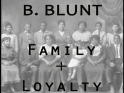 Image for B. Blunt
