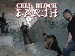 Image for Cell Block Earth