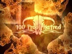 Image for 100 Proof Hatred