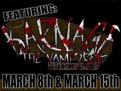 Karnage The Vampire