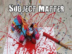 Image for Subject Matter
