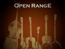 OPEN RANGE BLUEGRASS BAND