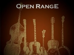Image for OPEN RANGE BLUEGRASS BAND