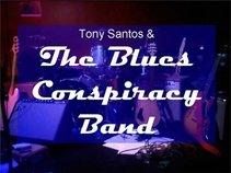Tony Santos and The Blues Conspiracy Band