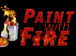Image for paint with fire