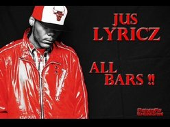 "JUS LYRICZ  ""ALL BARZ"""