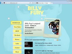 The Billy Fury Story