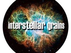 Image for Interstellar Grains