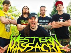 Image for Western Massacre