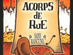 Image for Acorps de Rue