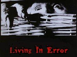 Image for Living In Error