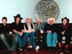 Image for ANDY BYRON & the LOST RIVER BAND