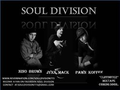 Image for $oul Division