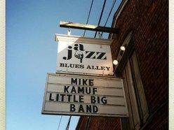 Image for Mike Kamuf Little Big Band