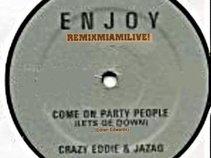 M.C. Crazy - Ed & JAZAI FUNQ!