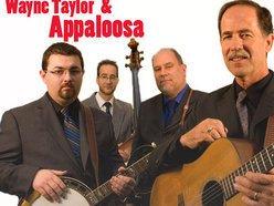 Image for Wayne Taylor and Appaloosa